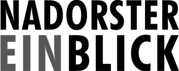 Logo Nadorster Einblick