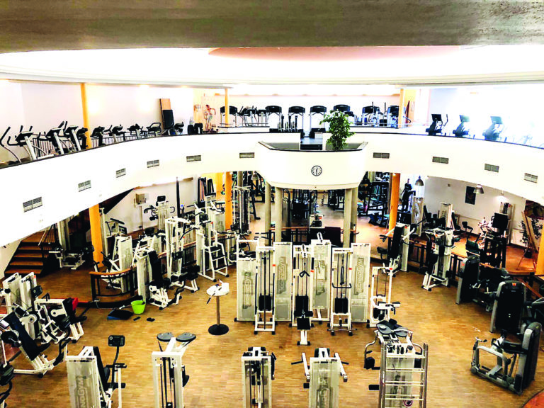 Fitness Ziegelhofviertel
