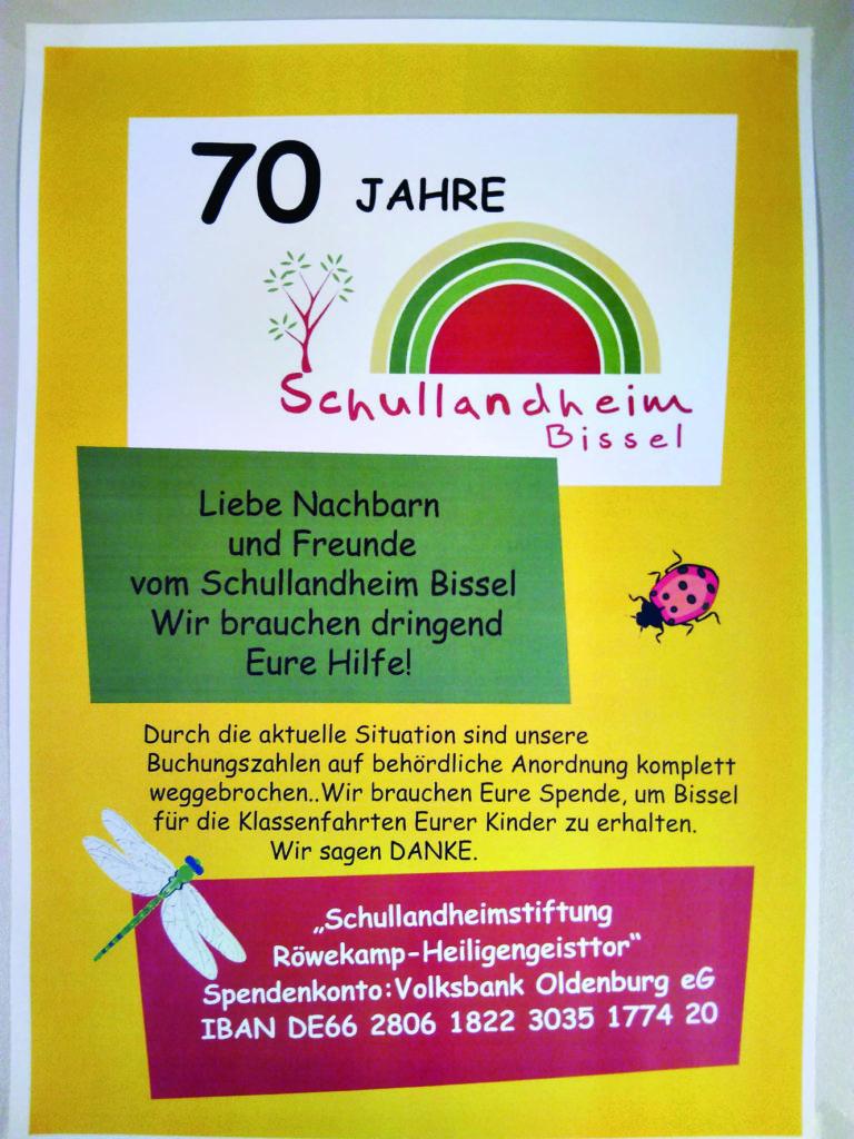 Schullandheim Bissl