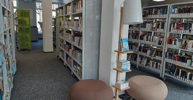 Stadtteilbibliothek Kreyenbrück