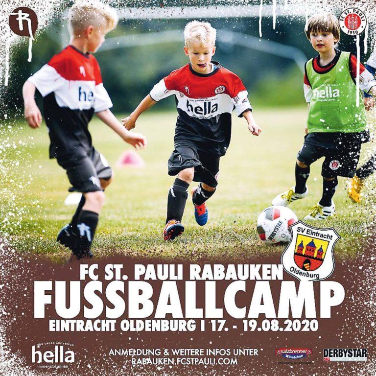 St. Pauli Fussballschule