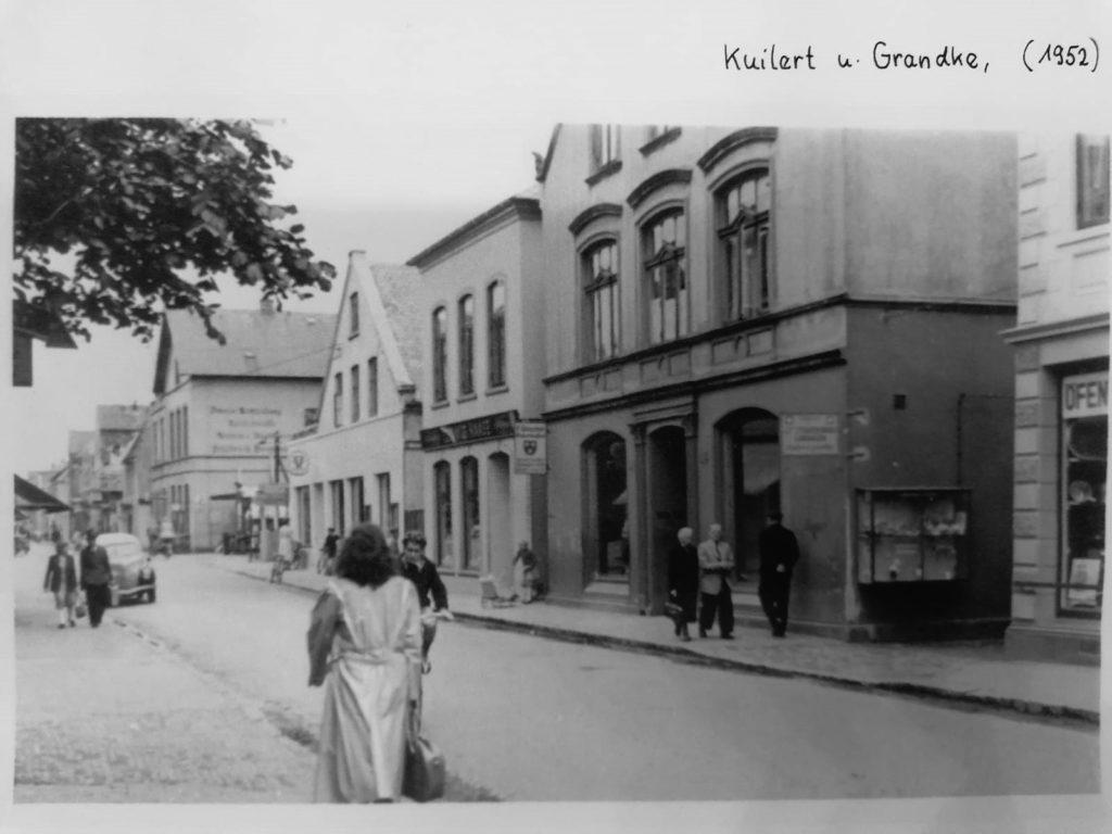 Das Haupthaus Kuilert und Grandke